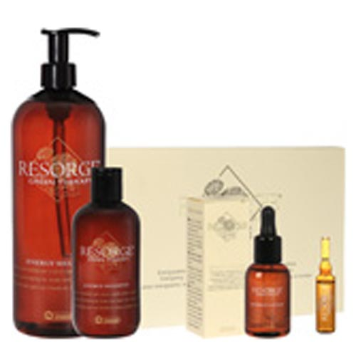 RESORGE GREEN THERAPY: FALL HAIR SUBJECT TO - BIACRE'